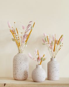 Dried Flower Arrangements, Dried Flowers, Decor Crafts, Home Crafts, Apothecary Decor, Vase Deco, Bloom Baby, Terrazzo, House Plants Decor