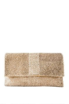 Hollywood Hills Beaded Clutch