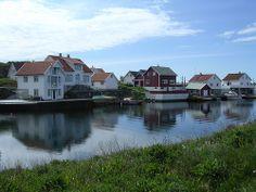 Kvitsoy - outside Stavanger - Norway