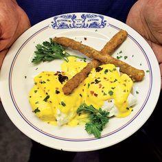 Eggs Sardou Recipe | SAVEUR
