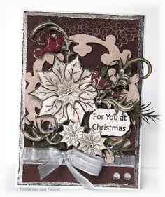 Christmas Card {Heartfelt Creations} - Scrapbook.com