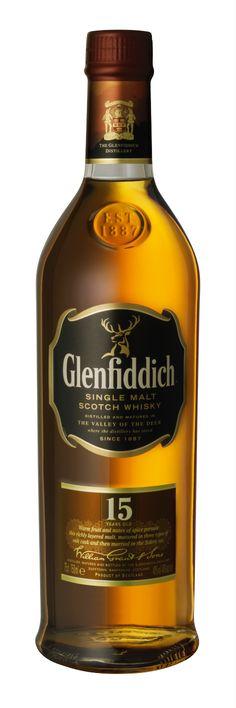 Glenfiddich 15 Single Malt Scotch Whisky