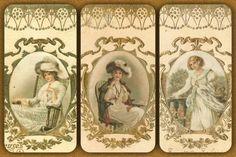 Art Nouveau postcards