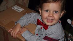 Meet Damir-Arthur, our Toddler of the Month! #ToddlerOfTheMonth #February