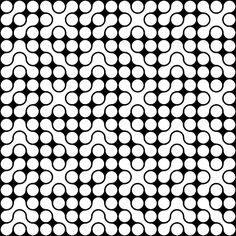 Illustration about Optical circle pattern in black and white. Can be used as is or seamlessly tiled for a background. Illustration of ornament, circle, abstract - 17658722 Geometry Pattern, Circle Pattern, Pattern Art, Pattern Design, Graphic Patterns, Textile Patterns, Print Patterns, Op Art, Surface Pattern
