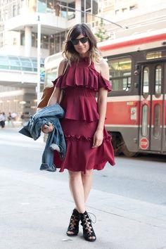 Toronto Street Style - Street Fashion From Canada