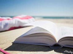 10 Awesome Summer Beach Reads  Click through to see The Frisky staff's recommendations for breezy summer beach reads with bite.