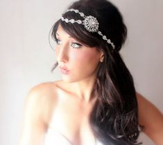 Another lovely 20's style headpiece