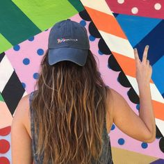 Hide any bad hair day with our vintage-inspired Hangout Hats!