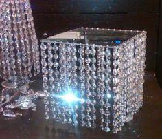Crystal Centerpieces