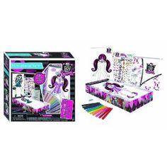 Amazon.com: Monster High Fashion Light-Box Set: Toys & Games
