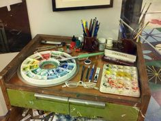 Kelly Kilmer Artist and Instructor: Tour Mary Blair's Magic Color Flair Exhibit With Me