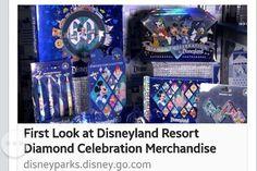 Check out the video! http://disneyparks.disney.go.com/blog/2015/03/first-look-at-disneyland-resort-diamond-celebration-merchandise/