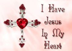 I believe and I trust that I have Jesus in my heart, amen. Christian Quotes Images, Jesus Loves Me, Jesus Lives, Glitter Graphics, Jesus Is Lord, Godly Woman, Bible Scriptures, Bible Quotes, Faith In God
