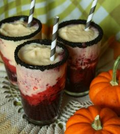 Monster Mash - Magic Mocktail Recipe