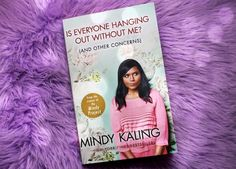 Is Everyone Hanging Out Without Me?- Book Review