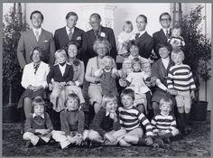 koninklijke familie, 1976