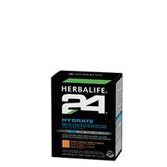 H24 Hydrate es una bebida sin calorías y con electrolitos diseñada para estimular el consumo de líquido. Contiene el 100% de la CDR (Cantidad Diaria Recomendada) de Vitamina C que ayuda a reducir el cansancio y la fatiga.