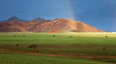 Namibian Storm by hougaard on deviantART