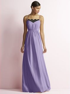 JY Jenny Yoo Bridesmaid Style JY508 (shown in passion)
