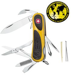 EvoGrip™ S 16 PER 16800 Wenger Swiss Army Knife