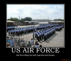 Air force acronym joke