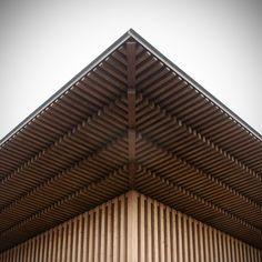Komyo-ji Temple Ehime Japan by Tadao Ando Detail Architecture, Timber Architecture, Japan Architecture, Temple Architecture, Modern Architecture Design, Chinese Architecture, Ancient Architecture, Sustainable Architecture, Landscape Architecture
