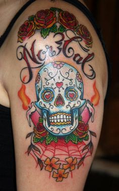 1000 ideas about skull candy tattoo on pinterest sugar skull tattoos candy tattoo and. Black Bedroom Furniture Sets. Home Design Ideas