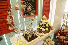 Gavin's Curious George Themed Party – Sweet Treats