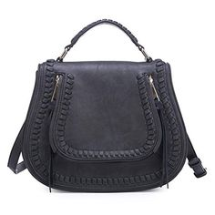 Urban Expressions Chloe Crossbody Handbag Black *** Want to know more, click on the image.Note:It is affiliate link to Amazon. #commentplease