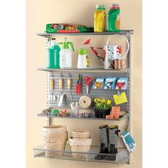 elfa utility Gardening Center Platinum | SALE $221.42