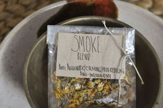 2 Tbls Organic Dried Rosemary 2 Tbls Organic Dried Calendula 2 Tbls Organic Dried Chamomile PROCESS | mix all three herb parts together. Crush well before enjoying in your pipe or rolled into a cigarette. Happiest of ceremonies today with the ones you love