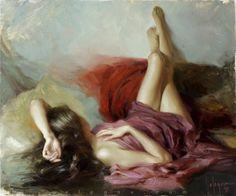 Vladimir Volevog é um pintor nascido em Kahbarovsk, Rússia, já tendo demonstrado talento e gosto pela pintura desde sua infância. Veja mais.