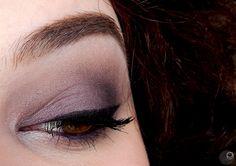 IsaDora Eye Color Bar Smoky Mauves - Kalter Kaffee