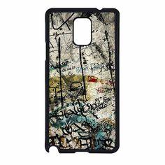 Wall Graffiti 2 Samsung Galaxy Note 4 Case