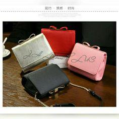 Lilbow Plus Bag  Rp. 155.000