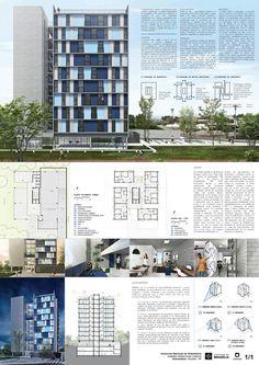 Veja a seguir os premiados e menções do Concurso Nacional de ArquiteturaparaUnidades Habitacionais Coletivas em Samambaia, no Distrito Federal, promovido e organizado pela CODHAB-DF.