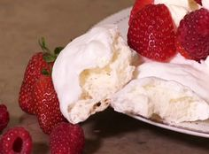 Make These Meringues In 3 Minutes With Your Microwave!