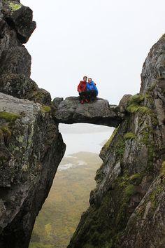Turartikkel: Djevelporten og Fløya - Skrevet av vemundmathiesen • Peakbook