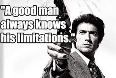 Clint Eastwood will be the mystery speaker at the Republican National Convention. Here are 12 movie quotes he should use in his speech.