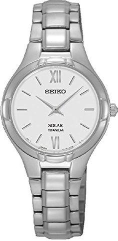 Seiko Solar White Dial Titanium Women's Watch SUP277 Seik... http://www.amazon.com/dp/B0154B81PA/ref=cm_sw_r_pi_dp_.pgwxb1JSN47S