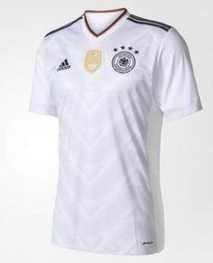 Tailandia Equipacion Camiseta mundial 2018 Alemania Primera Confed Cup