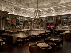 """dustjacket attic - """"the london edition hotel"""" - look at this place!"""