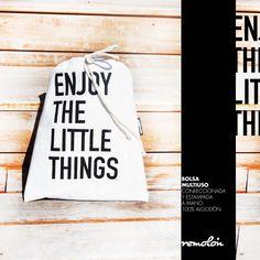 Bolsa estampada en serigrafía Reusable Tote Bags, Frases, Bags