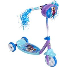 "Image for Huffy Girls' Disney Frozen 3-Wheel 6"" Preschool Scooter from Academy"