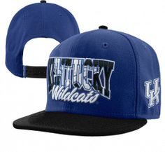 Kentucky Wildcats  47 Brand Infiltrator Adjustable Snapback Hat  11.39  Save  54% off Made By  47 Brand Always be on alert when you go into enemy  territory. ca421abc6df9