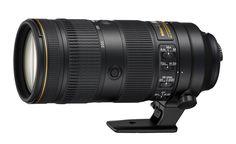 I AM READY FOR ANYTHING: AF-S NIKKOR 70–200mm f/2.8E FL ED VR
