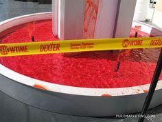 Dexter. Marketing brutal