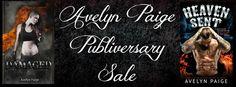 Verna Loves Books: Avelyn Paige Publiversary Sale
