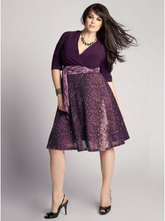 Unforgettable plus size. Love this site! It has a great selection of dresses!